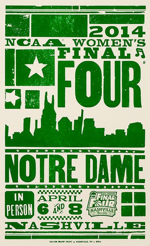 Final Four Notre Dame