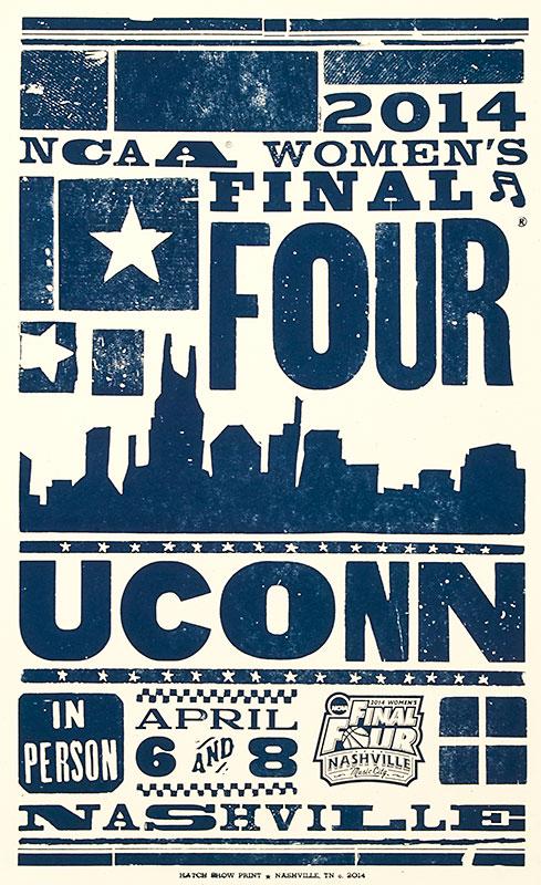 Final Four: UCONN
