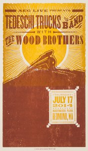 Tedeschi Trucks/Wood Brothers
