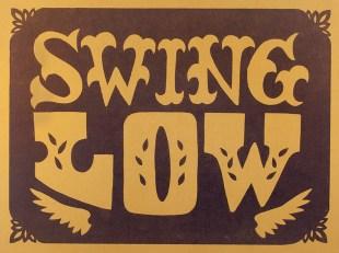 Swing Low (gold)