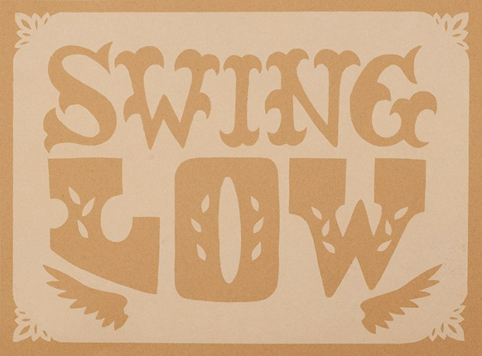 Swing Low (gold)