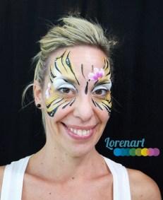 tiger butterfly - farfalla tigrata