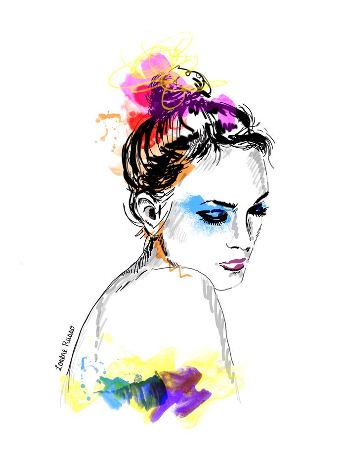 croquis-femme-lorene-russo-illustration