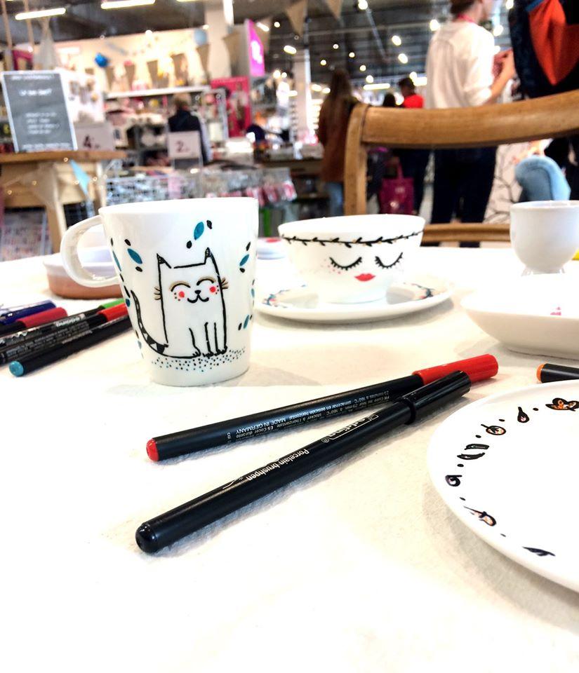atelier porcelaine zodio
