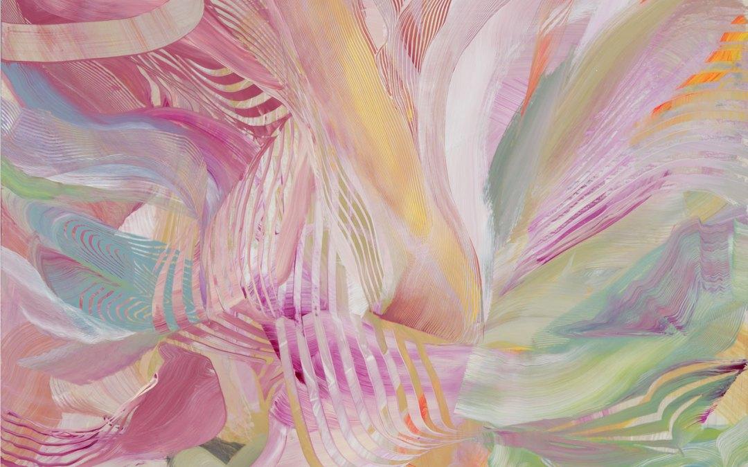 Swirl & Roil Exhibit, Markel Fine Arts, New York