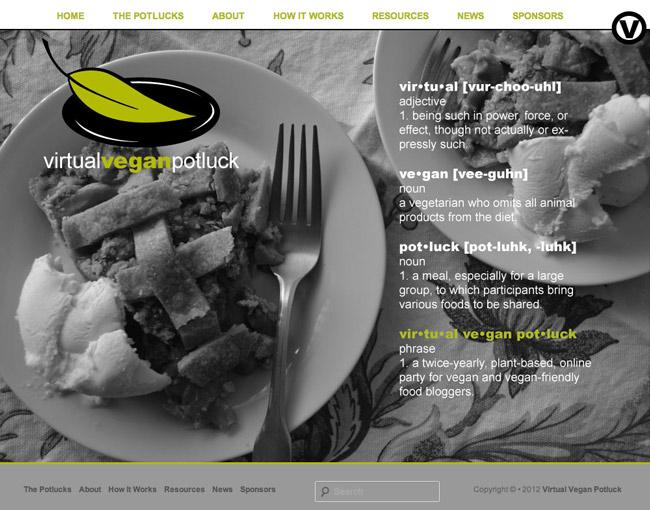 Virtual Vegan Potluck