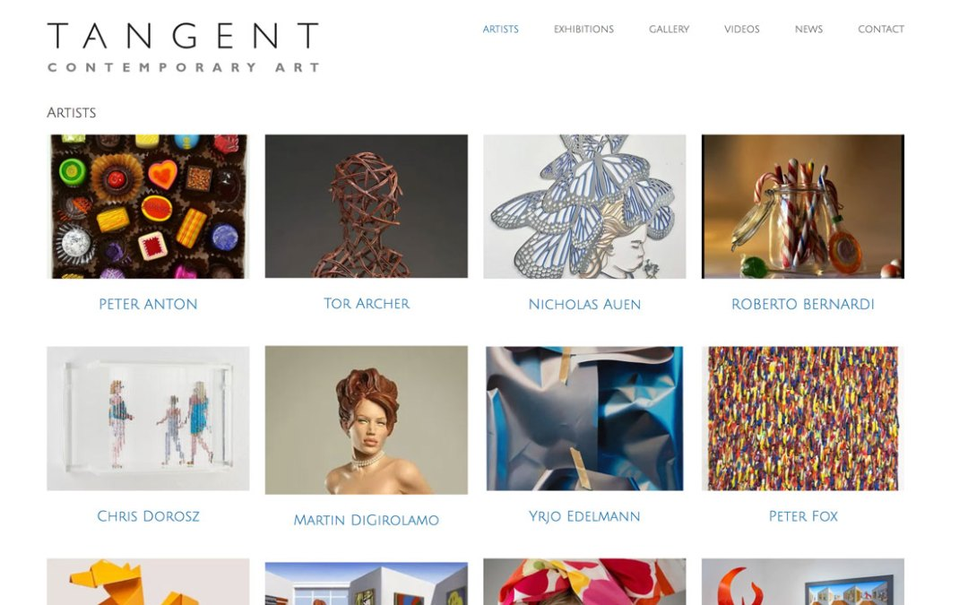 Tangent Contemporary Art
