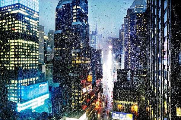 Rain-Stars