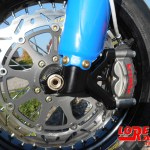 TM SMX 450 Fi 2016 - Front Wheel Braking Brembo Marzocchi Radial link