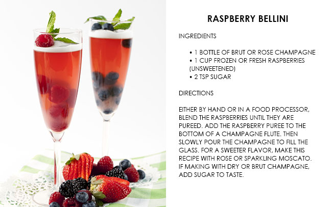 Raspberry-Bellini-Recipe