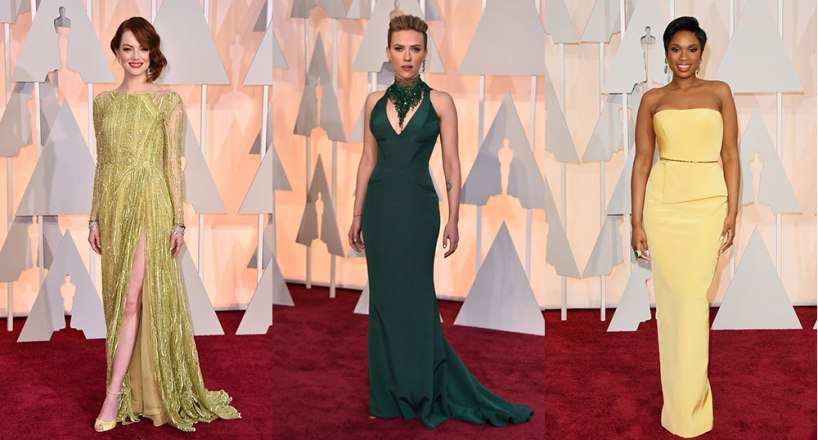 yellow-and-green-dresses-2015-academy-awards-oscars-red-carpet