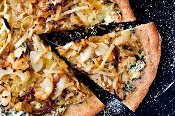 onion pizza