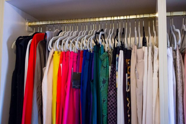 Simple Tips for Spring Cleaning Your Closet