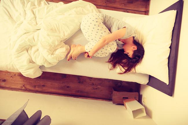 Sleep Better: 4 Sleeping Positions That Aren't Good for You, sleeping positions, sleeping, sleep, positions