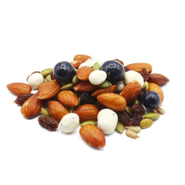 Bluebonnet-harvest-www Lorentanuts Com Chocolate Trailmix