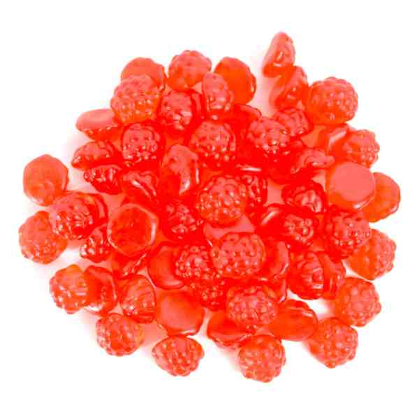 Raspberry-gummy T