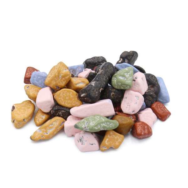 Regular-chocolate-rocks-perspective-www Lorentanuts Com Chocolate Trailmix