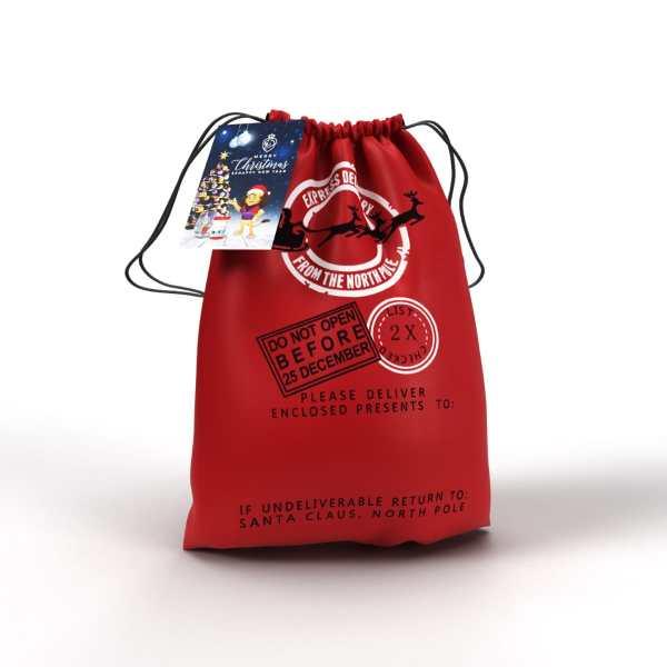 Santa-sack-red-reindeer-christmas-gift-lorentanuts Com