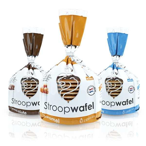 Stroopwafel-8-pack-variety-combo-www Lorentanuts Com Stroopwafel