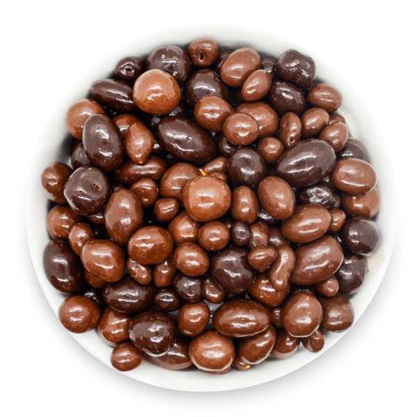 Bridge-mix-bowl-top-view-www Lorentanuts Com Protein Punch
