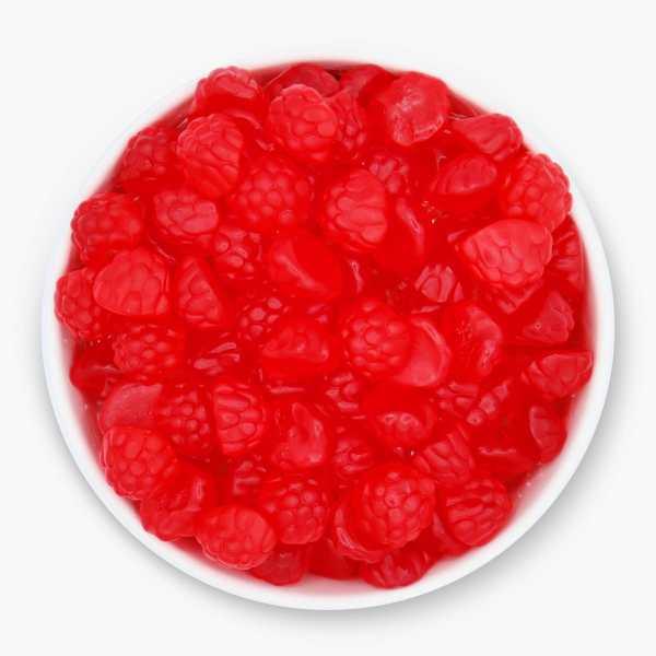 Raspberry-gummy-top-bowl-www Lorentanuts Com Jelly Belly Italian Biscotti