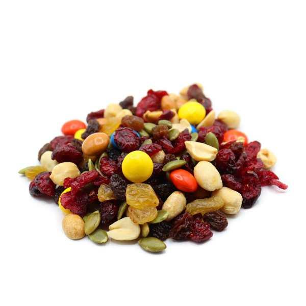 Gorp-trail-mix-perspective-www Lorentanuts Com Chocolate Trailmix