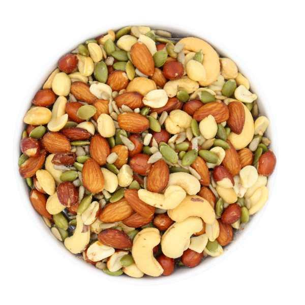 Power-mix-bowl-www Lorentanuts Com Chocolate Trailmix