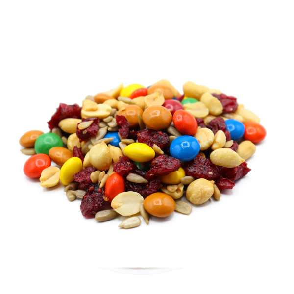 Royal-cranberry-trail-mix-perspective-www Lorentanuts Com Chocolate Trailmix