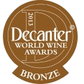Decanter World Wine Awards 2013