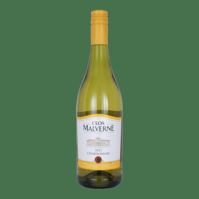 Clos Malverne, Chardonnay 2012