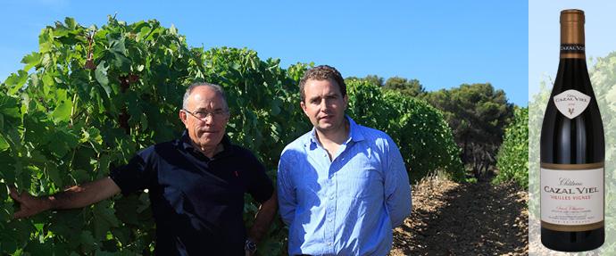"""Månedens vin april 2014: Château Cazal Viel """"Vieilles Vignes"""""""
