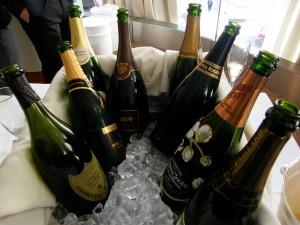 Smagning af Champagne