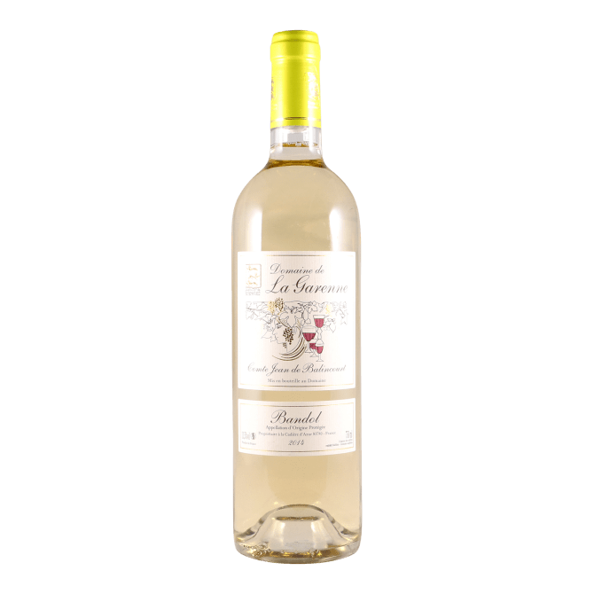 Bandol Blanc Domaine de la Garenne 2014