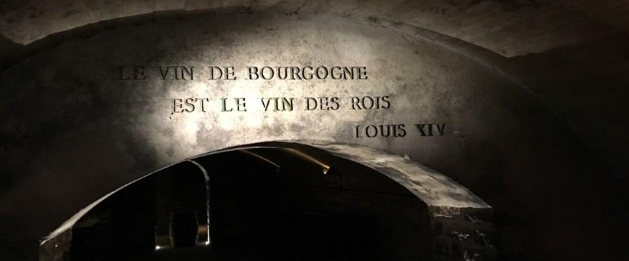 Vinrejse: Bourgogne 2016