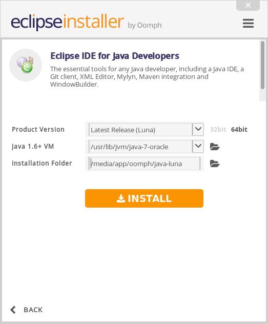 eclipse-installer7