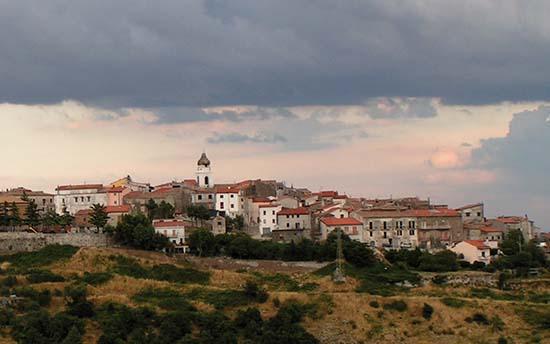 San Lupo, photo by Lorenzo Ferrara