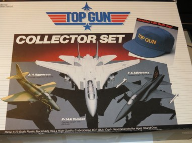 3 kit set - Top Gun