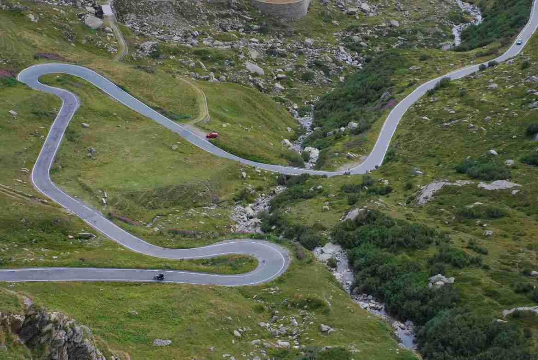 Strada del Nivolet