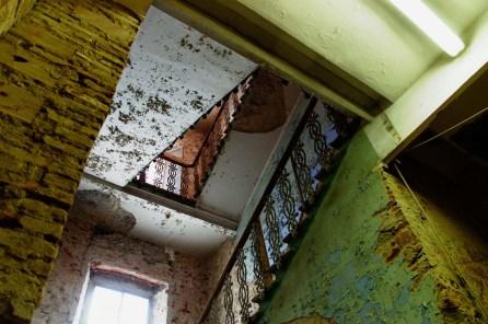 Villa Donatello, restauro di casa di cura