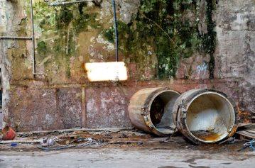 Ceramiche Brunelleschi, fabbrica abbandonata