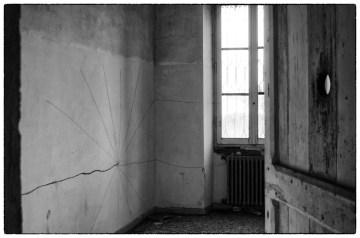 Interno di una delle celle