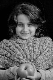 Ritratto fotografico in Bianco e Nero