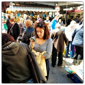 Mercato delle Cure a Firenze