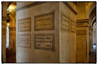 Leon Battista Alberti - Cripta