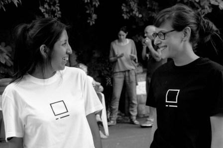 Laura Fusi e Cristina d'Apollonio
