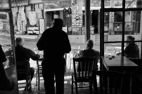 Spili, Creta, Bar