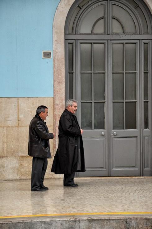 Lisboa St. Apolonoia persone