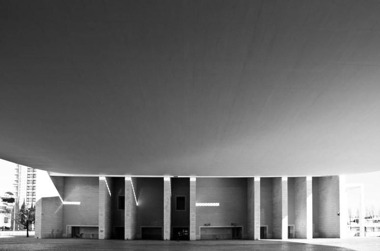 Expo 98 lisbona - padiglione del Portogallo - IL LENZUOLO