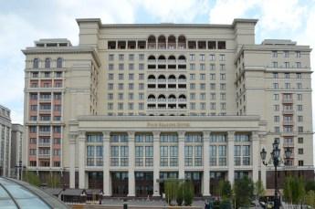 Four Season Hotel Mosca