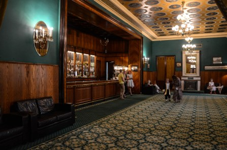 Hotel Sovetsky - Bar storico